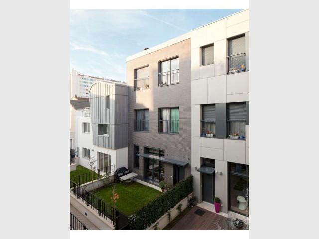 Une maison, un jardin - Maisons Boulogne Goudchaux