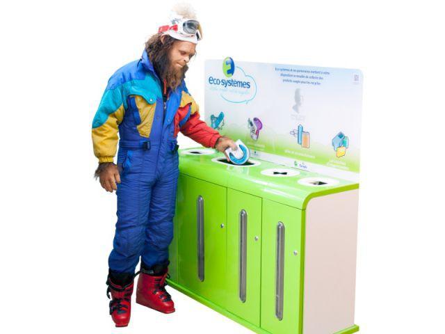 Le recyclage des petits appareils électriques
