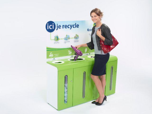 Pourquoi une campagne de sensibilisation sur le recyclage ? - Le recyclage des petits appareils électriques