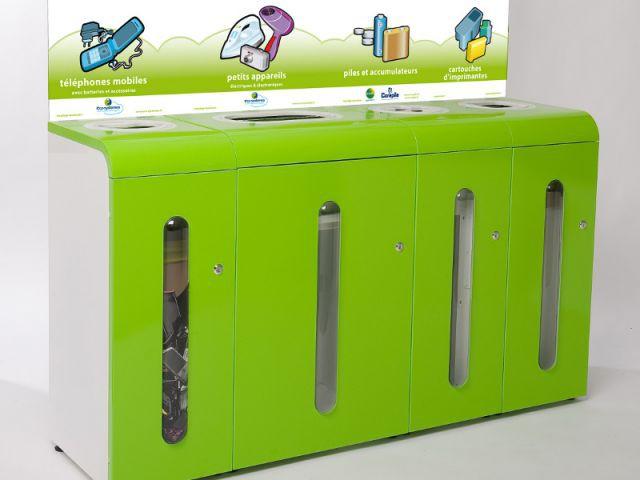 Où peut-on déposer les appareils à recycler ? - Le recyclage des petits appareils électriques