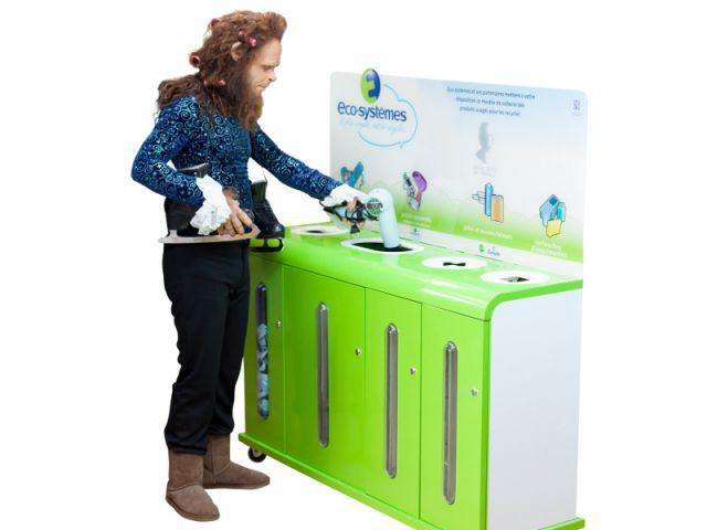 Pourquoi recycler ? - Le recyclage des petits appareils électriques