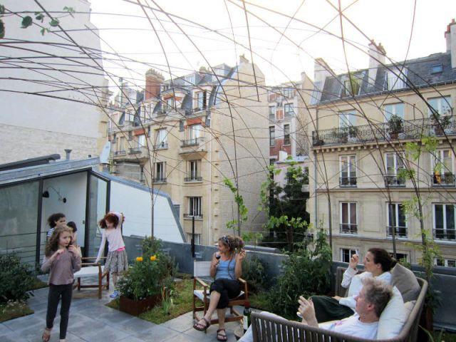 Une structure adaptée à tous les espaces - La cabane polypode