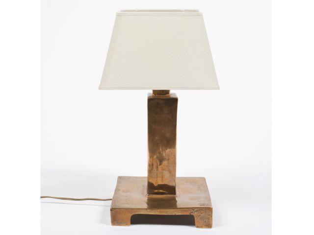 La lampe de bureau d'Elisabeth Garouste