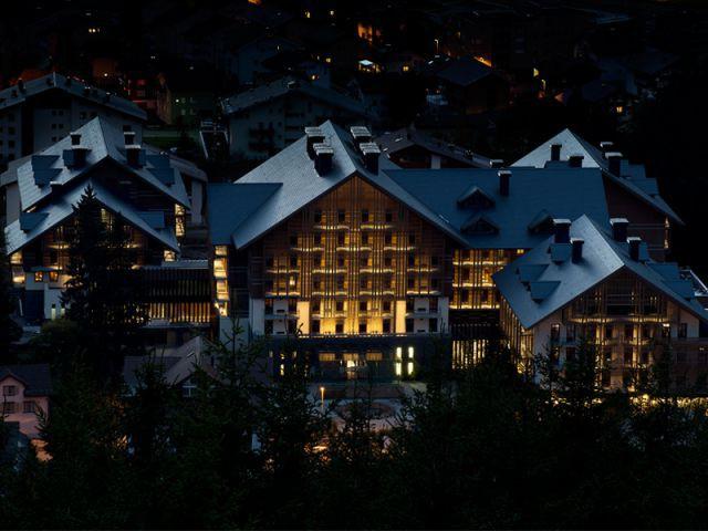 Un hôtel XXL au coeur d'un village pittoresque - Chedi Andermatt