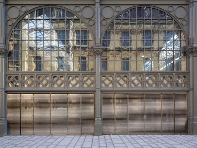 Détail façade