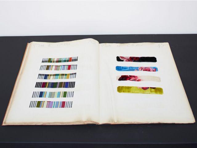 Tous les registres représentés - Une collection de rubans