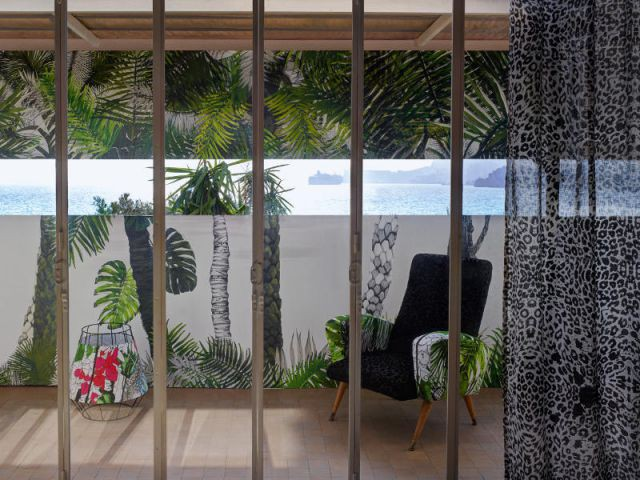 Ambiance jungle - Richard Powers pour Christian Lacroix Maison