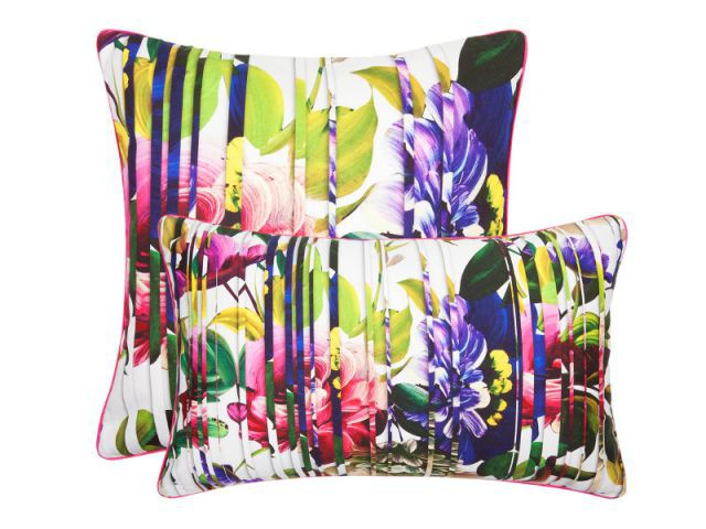 Housses de coussin fleuries - Zara Home
