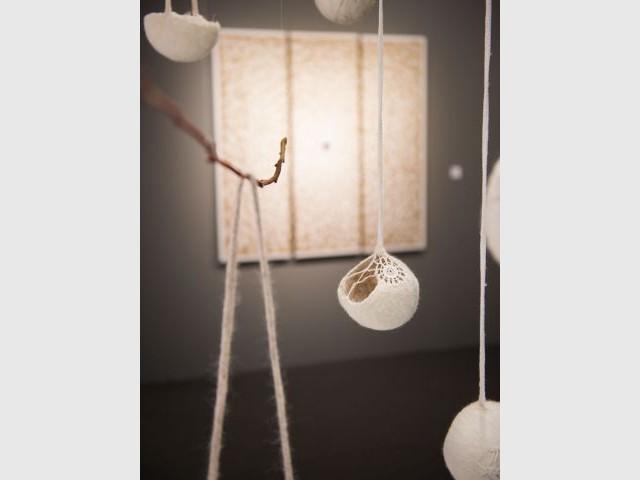 Le motif se décline sur tous les objets décoratifs - Une collection d'objets décoratifs dédiée au motif