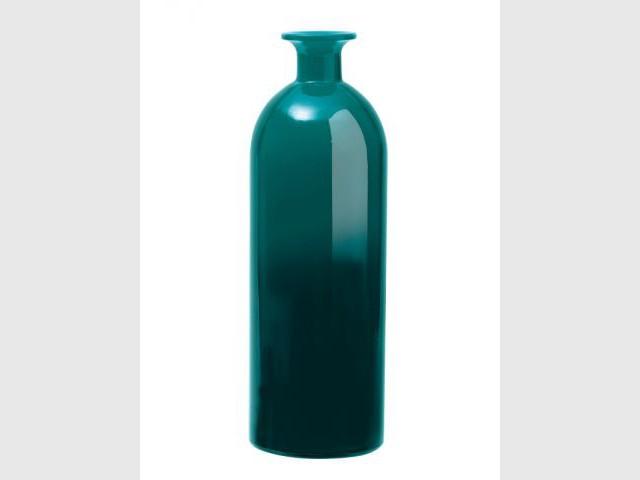 Vase tube tie & dye - Monoprix