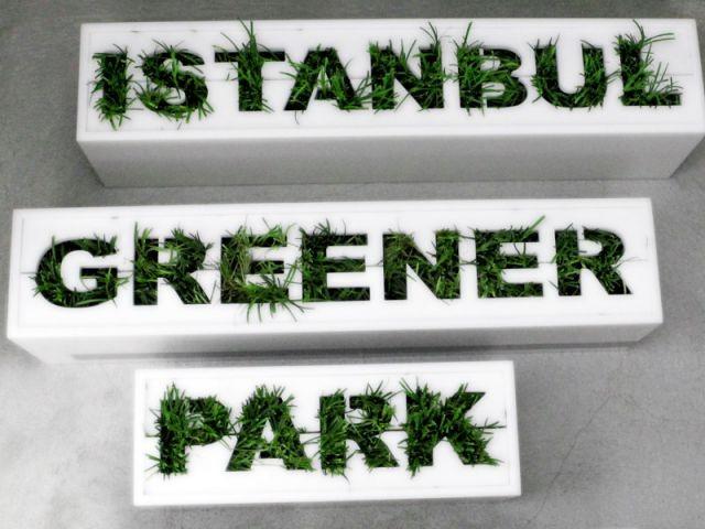Spell your grass - Meriç Kara
