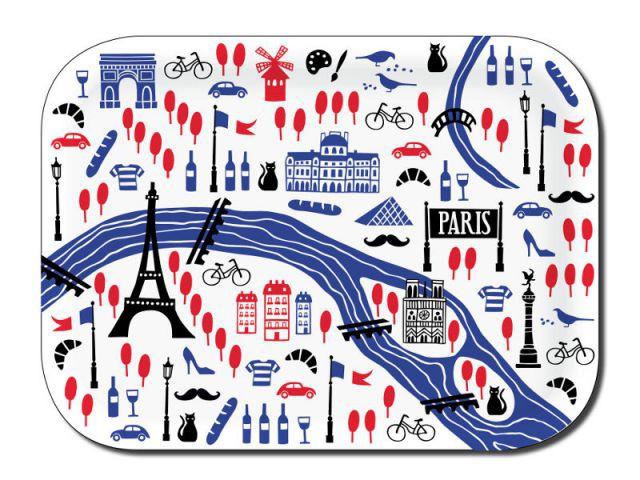 Vision de Paris - Ary Trays : le plateau scandinave