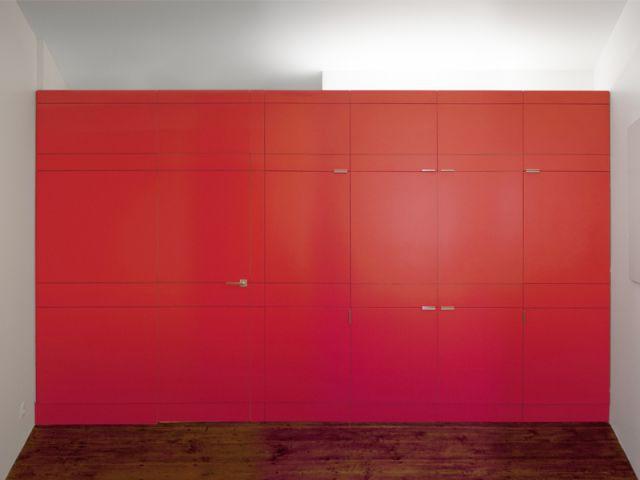 Une façade homogène - Gilles Sage