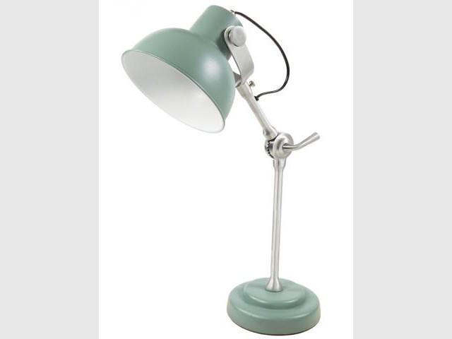 Lampe de bureau - La Maison Coloniale
