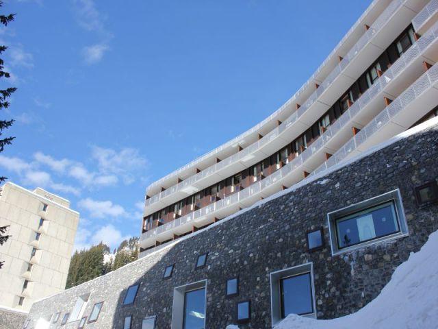 Fiche technique - La résidence de tourisme MGM à Flaine