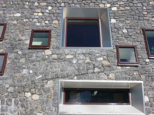 Pierre de Sixte  - La résidence de tourisme MGM à Flaine