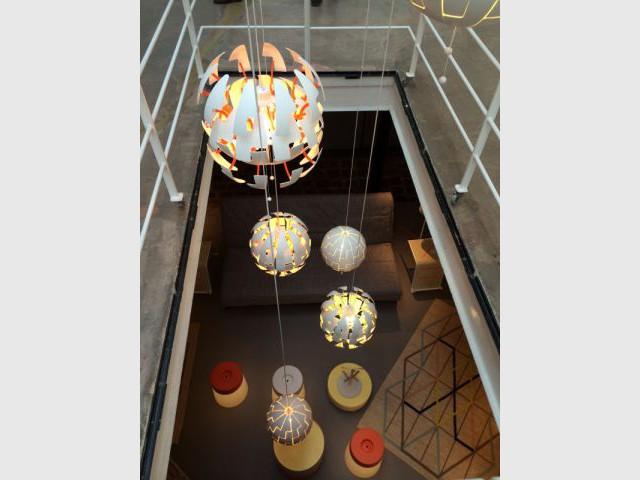 Lampe à cordelettes IKEA PS 2014