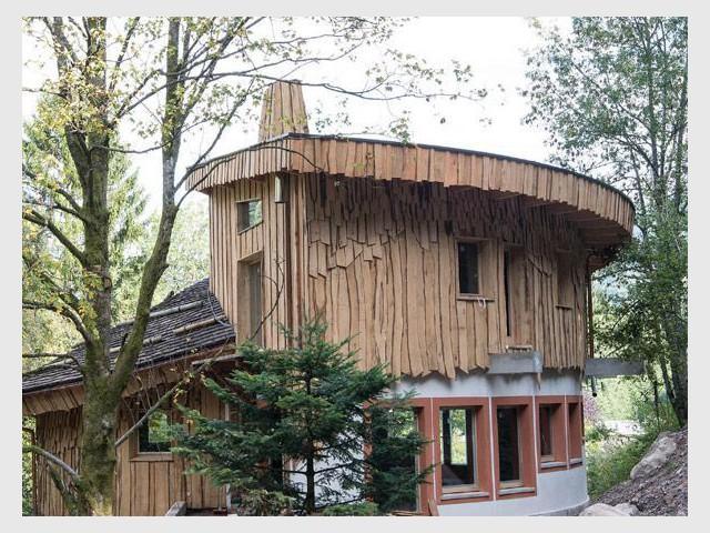 village de cabanes