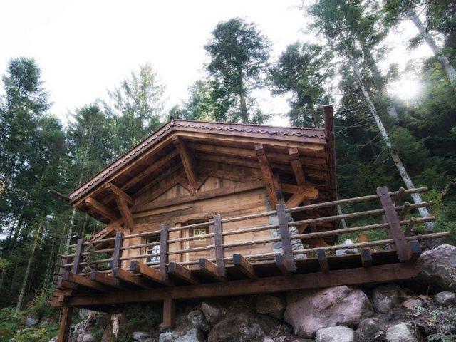 Une ouverture au public proche - village de cabanes