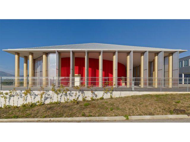 Salle de concert - Aquila, Italy - 2011