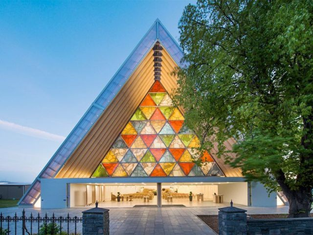 Cathedrale, 2013, Christchurch, Nouvelle Zélande