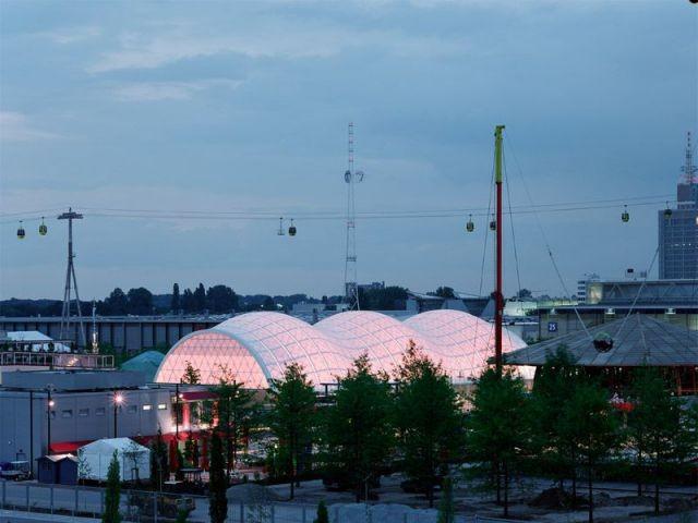 Pavillon japonais  - Expo 2000 - Hannovre - Allema