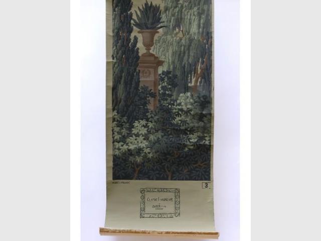 """Le papier peint Zuber  - Un ouvrage sur les objets """"made in France"""""""