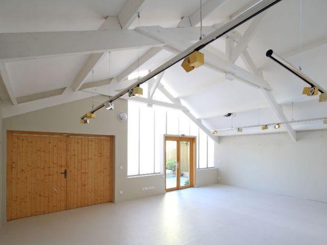 Hall d'accueil - Maison Artiste T Design