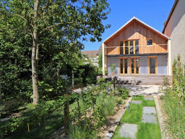 Jardin paysager - Maison Artiste T Design