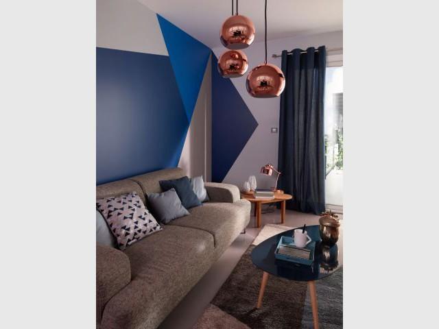 Pour valoriser des meubles vintages - Une sélection de 10 suspensions en parfait accord