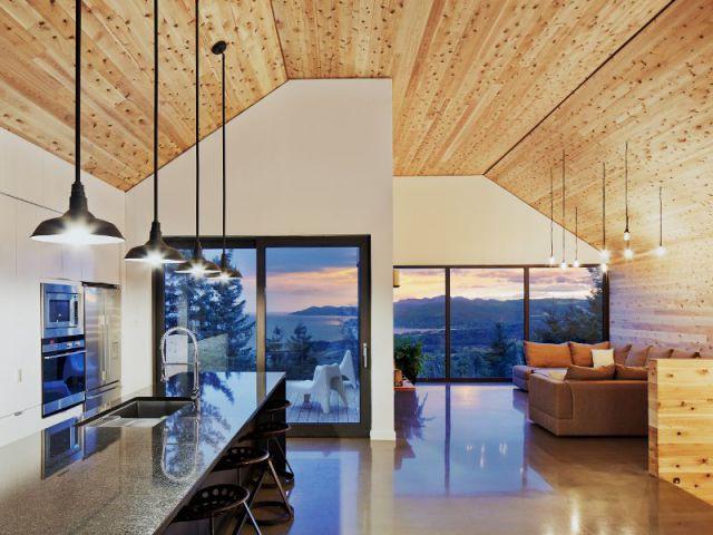 Fiche technique - Construction d'une résidence au Canada : Malbaie VIII, La Grange