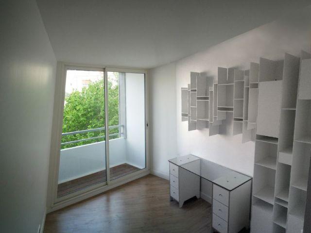 Bureau à l'étage - Extension Asnières - de Marchi