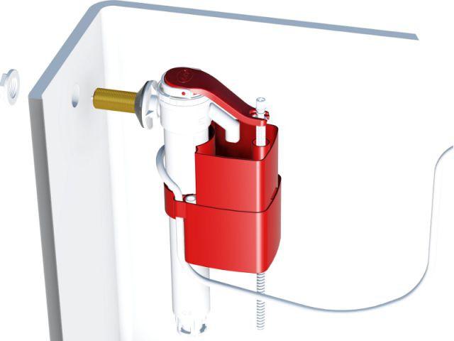 En cas de fuite, le nouveau robinet reste fermé  - Un robinet détecteur de fuite innovant