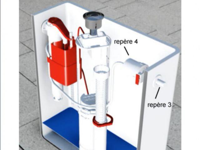D'importantes économies d'eau à la clé - Un robinet détecteur de fuite innovant