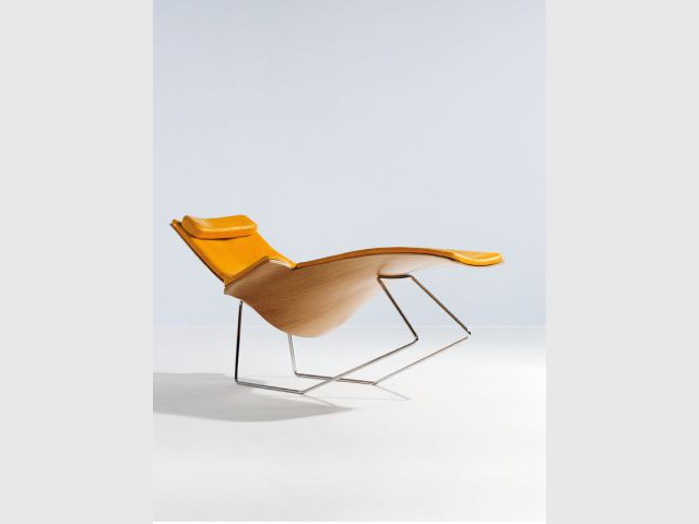 Fauteuil relax, prototype - La French Touch à Milan