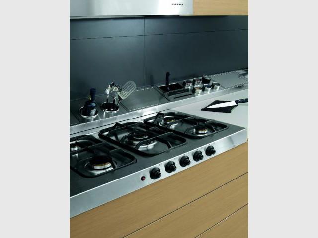Rangements de cuisine intégrés