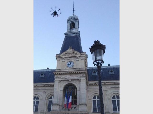 Quel est l'intérêt de l'utilisation des drones ? - Drones