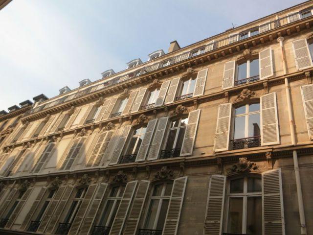 Bâtiment haussmannien de 1860 - Chantier Isover - Paris 8