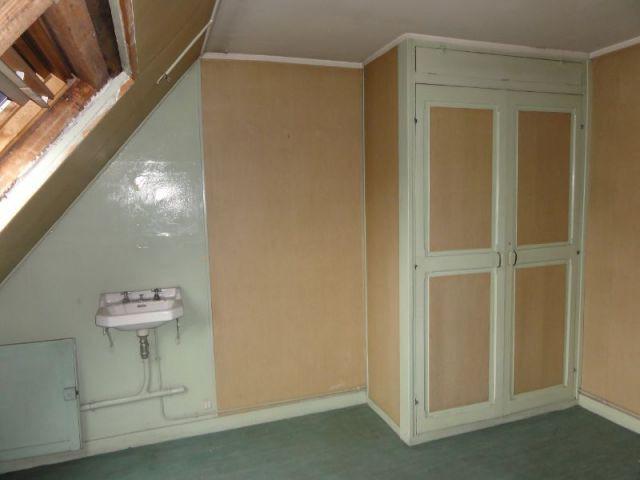 Chambre de service - Chantier Isover - Paris 8