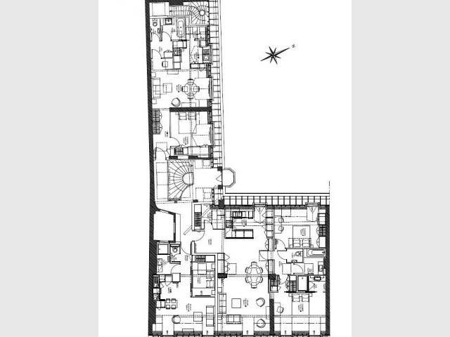 Des Chambres De Bonne Se Metamorphosent En Appartements D