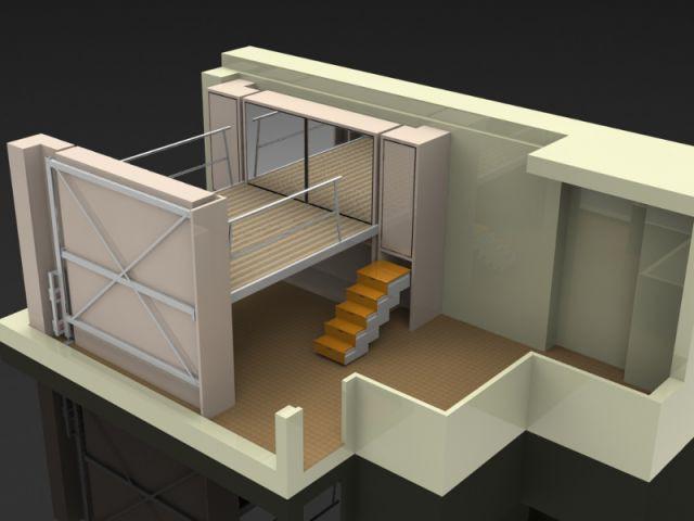 Le concept duplex : deux pièces en une - Concept Duplex