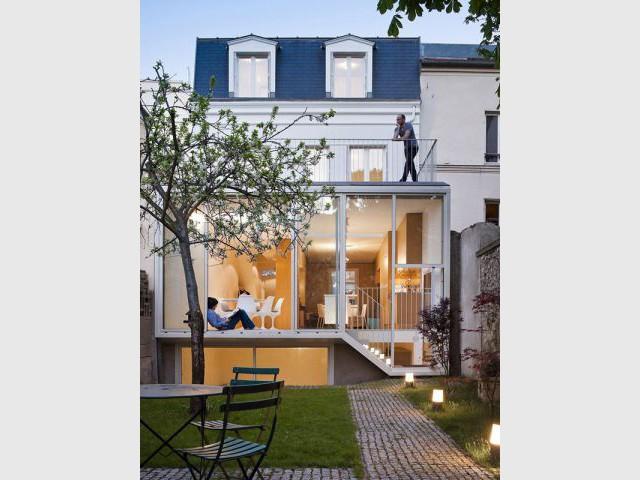 Un projet de maison, deux objectifs - Maison Zundel Cristea