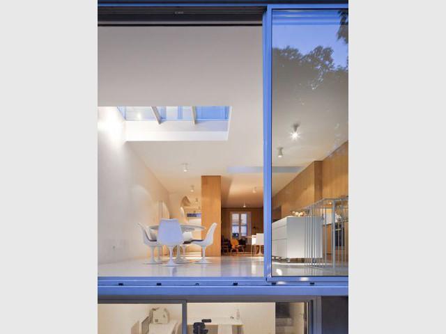 Une maison qui vise le confort de ses occupants - Maison Zundel Cristea