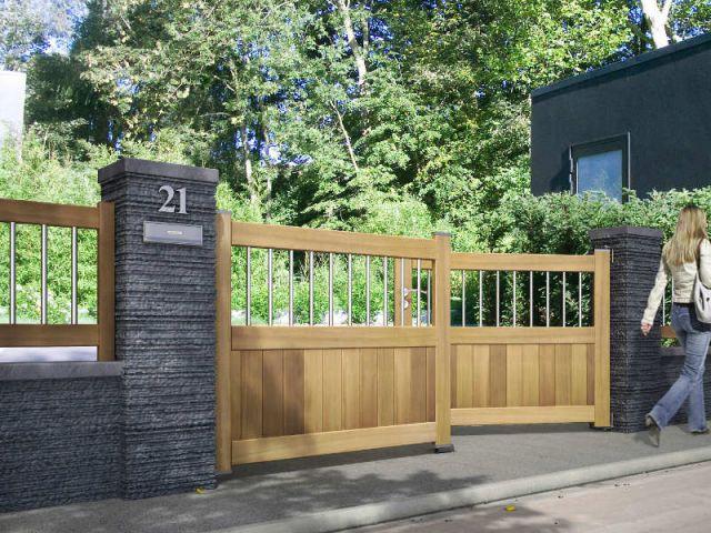 Solutions pour embellir son portail et sa clôture