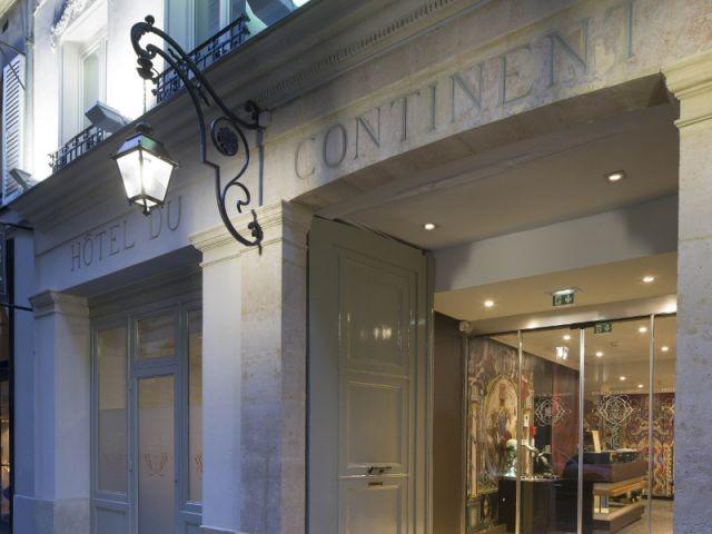 Informations pratiques - Hôtel du Continent par Lacroix