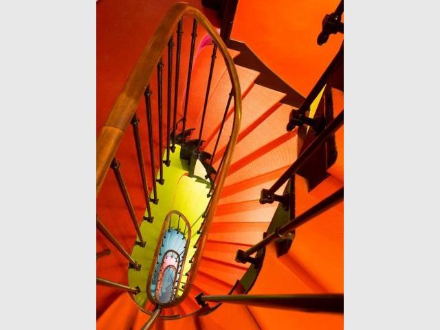 Une couleur par univers   - Hôtel du Continent par Lacroix