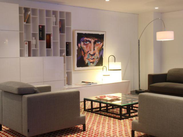 Boutique ligne Roset - Deuxième étage - Showroom Ligne Roset Réaumur