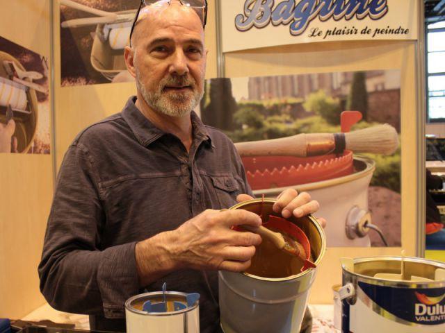 Bagrine, une bague en métal pour pot peinture - Concours Lépine 2014