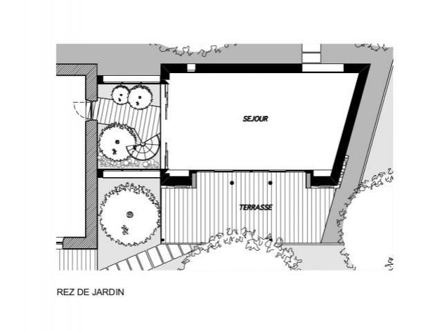 Une superficie presque doublée - Extension - Jose Marcos
