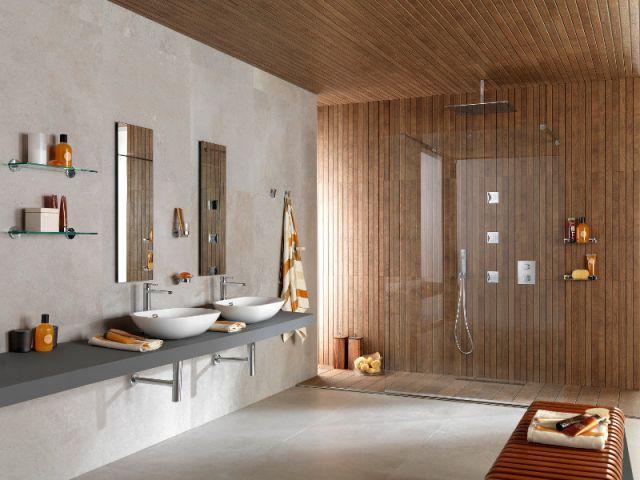 Douche à l\'italienne : 20 aménagements originaux